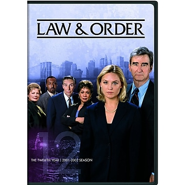 Law & Order: The Twelfth Year (DVD)