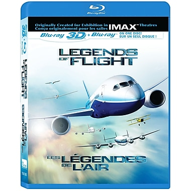 Legends of Flight (IMAX) (3D) (BLU-RAY DISC)
