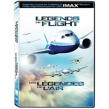 Legends of Flight (IMAX) (DVD)
