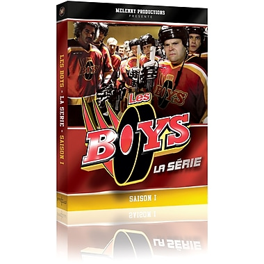 Les Boys: Series 1 (DVD)