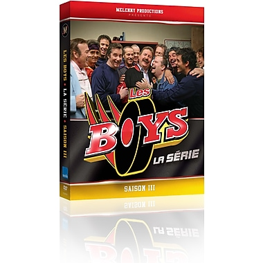 Les Boys: Series 3 (DVD)