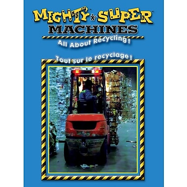 Mighty Machines: All About Recycling! (DVD)