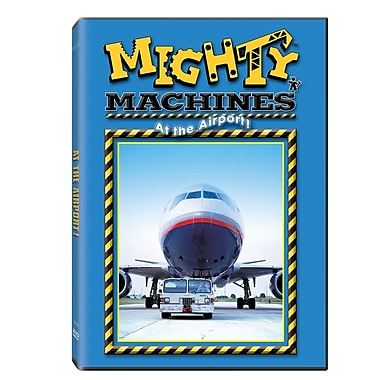 Mighty Machines: At The Airport (DVD)
