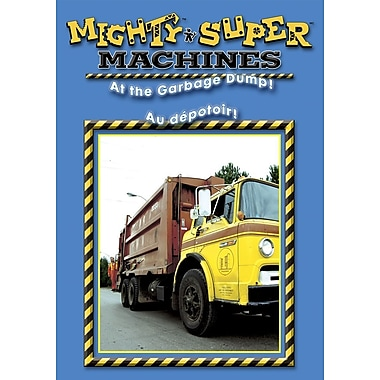 Mighty Machines: At The Garbage Dump! (DVD)