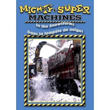 Mighty Machines: In The Snow Storm! (DVD)