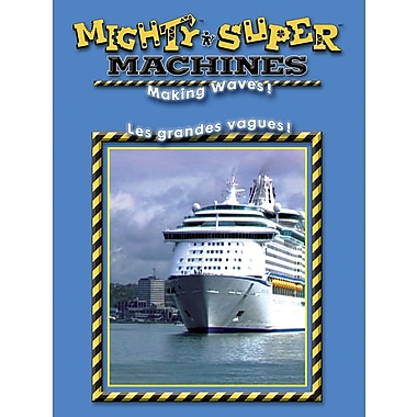 Super Machines: Les Grandes Vagues !