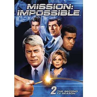 Mission Impossible: The Second TV Season (DVD)
