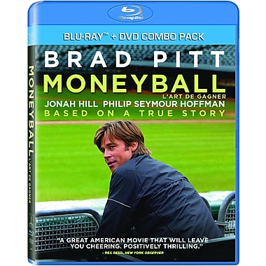 Moneyball (BRD + DVD)