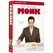 Monk: Season 5 (DVD)