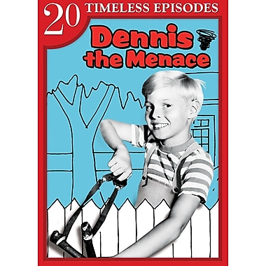 20 Timeless Episodes - Dennis the Menace (DVD)