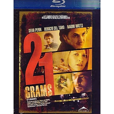 21 Grams (BLU-RAY DISC)
