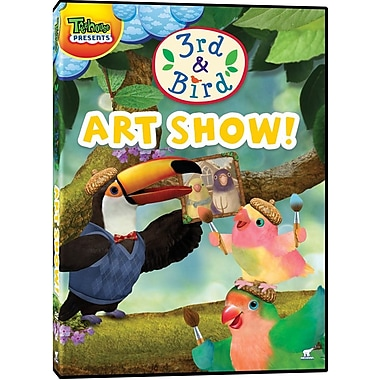 3rd & Bird: Art Show (DVD)