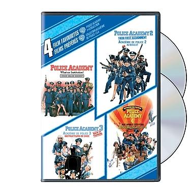 4 Film Favourites:Police Academy 1-4 (DVD)