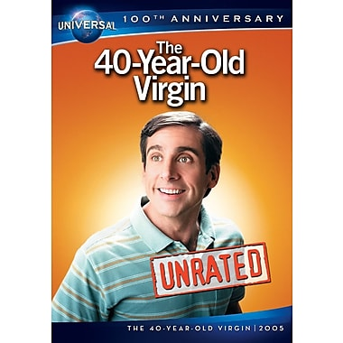 40-Year-Old Virgin (DVD + Digital Copy)