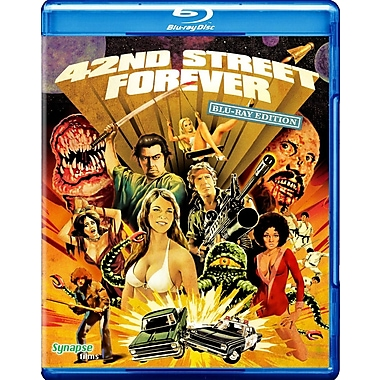 42nd Street Forever (BLU-RAY DISC)