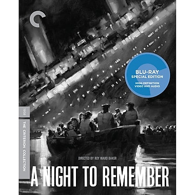 A Night to Remember (DISQUE BLU-RAY)