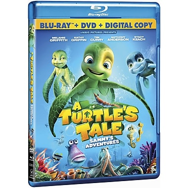 A Turtle's Tale - Sammy's Adventures (BLU-RAY DISC)