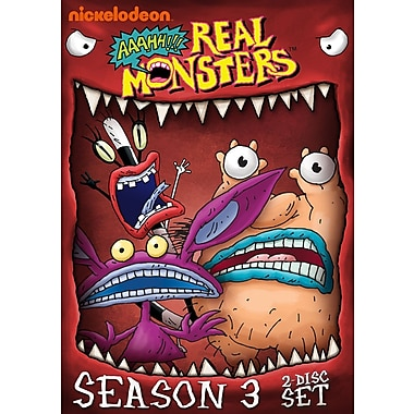 Aaahh Real Monsters - Season 3 (DVD)