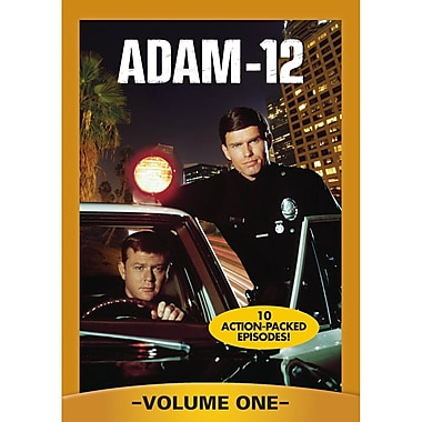 Adam 12 - Volume 1 (DVD)