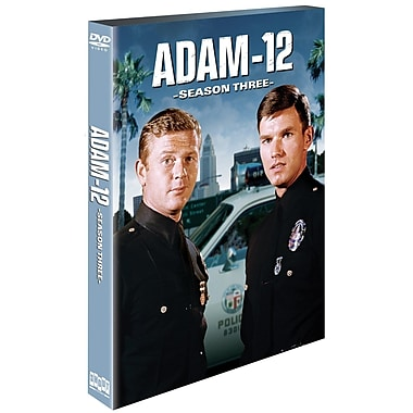 Adam 12: Season 3 (DVD)