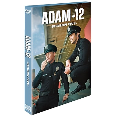 Adam-12: Season 5 (DVD)