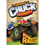 Adventures Of Chuck And Friends - Monster Rally (DVD)