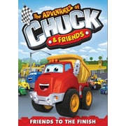 Adventures of Chuck and Friends: Friends To The Finish (DVD)