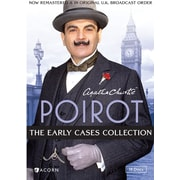 Agatha Christie's Poirot - The Early Cases Collection (DVD)