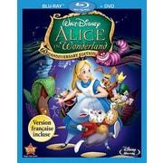 Alice In Wonderland (Animated) (BRD + DVD)