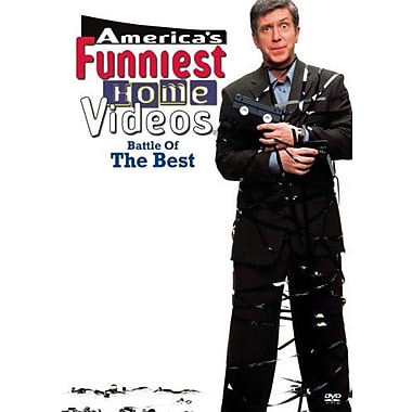 America's Funniest Home Videos Battle of the Best (DVD)