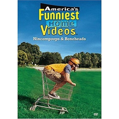 America's Funniest Home Videos: Nincompoops & Boneheads (DVD)