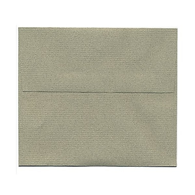 JAM Paper® A6 Invitation Envelopes, 4.75 x 6.5, Sage Green, 100/Pack (49165g)