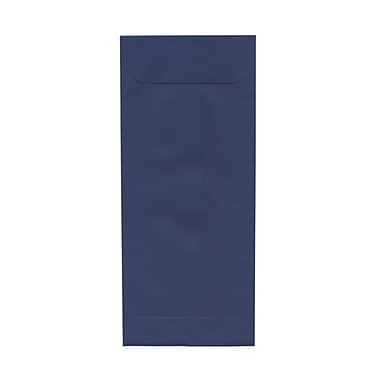 JAM Paper® #10 Policy Envelopes, 4 1/8 x 9.5, Presidential Blue, 100/Pack (263912999g)