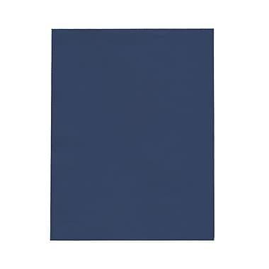 Jam Paper® 28 lb Texture Presidential Paper, 8-1/2