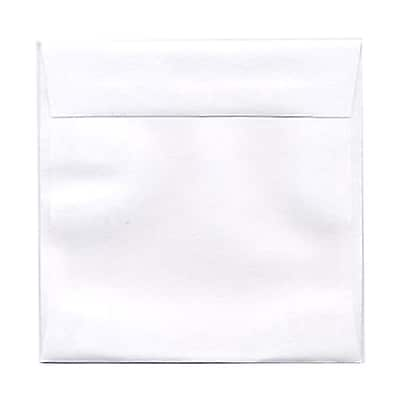 JAM Paper® 4.5 x 4.5 Square Envelopes, White, 1000/carton (439911145C)