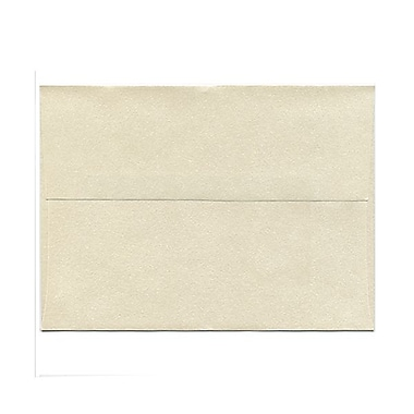 JAM Paper® A7 Invitation Envelopes, 5.25 x 7.25, Stardream Metallic Opal, 25/pack (GCST700)