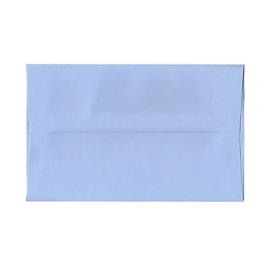 JAM Paper® A10 Invitation Envelopes, 6 x 9.5, Baby Blue, 100/Pack (155689g)