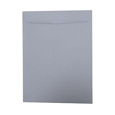 JAM Paper® 10 x 13 Open End Catalog Envelopes, Light Purple, 100/pack (31287542)