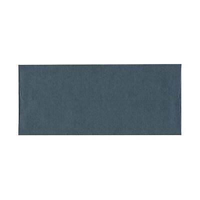 JAM Paper® #10 Business Envelopes, 4 1/8 x 9 1/2, Stardream Metallic Malachite Green, 1000/carton (21814898B)