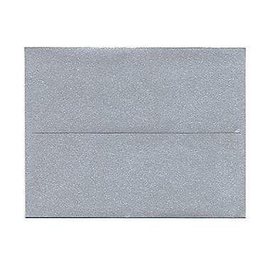 JAM PaperMD – Enveloppes livret Stardream fini métallique avec fermetures gommées, 4 3/8 x 5 3/4 po, couleur pourpre rubis
