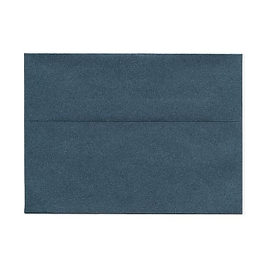 JAM Paper® A7 Invitation Envelopes, 5.25 x 7.25, Stardream Metallic Malachite Green, 25/pack (GCST703)