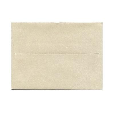 JAM Paper® A6 Invitation Envelopes, 4.75 x 6.5, Stardream Metallic Opal, 25/pack (GCST650)