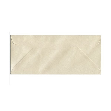 JAM Paper® #10 Business Envelopes, 4 1/8 x 9.5, Stardream Metallic Opal, 50/Pack (v018287g)
