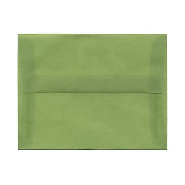 JAM Paper® Booklet Strathmore Laid Envelopes with Gum Closures 5-1/2