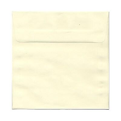 JAM Paper® 8.5 x 8.5 Square Envelopes, Cream Mohawk Opaque, 1000/carton (MOOP517B)