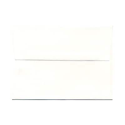 JAM Paper® A6 Invitation Envelopes, 4.75 x 6.5, Strathmore Bright White Laid, 1000/carton (STTL661B)