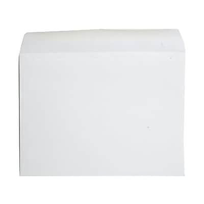 JAM Paper® 10 x 13 Booklet Envelopes, Strathmore Bright White Wove, 1000/carton (900855504B)
