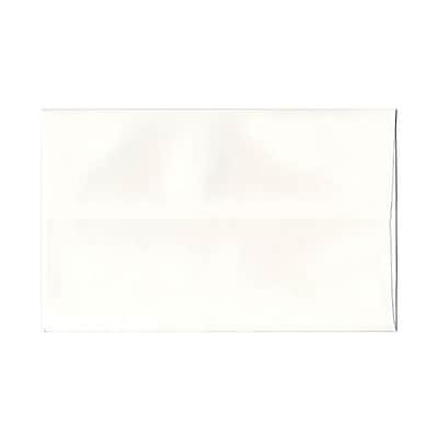 JAM Paper® A10 Invitation Envelopes, 6 x 9.5, Strathmore Bright White Wove, 1000/carton (191220B)