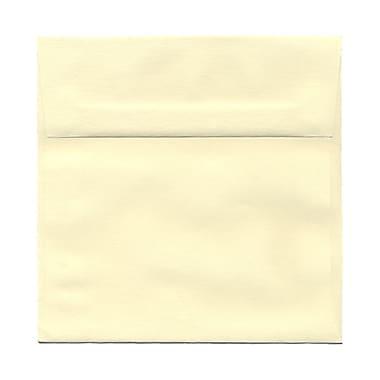 JAM Paper® Square Translucent Vellum Envelopes with Gum Closures 8-1/2