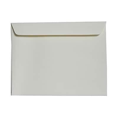 JAM Paper® 10 x 13 Booklet Envelopes, Strathmore Ivory Wove, 1000/carton (194505B)